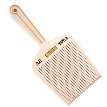 Flat Topper Comb